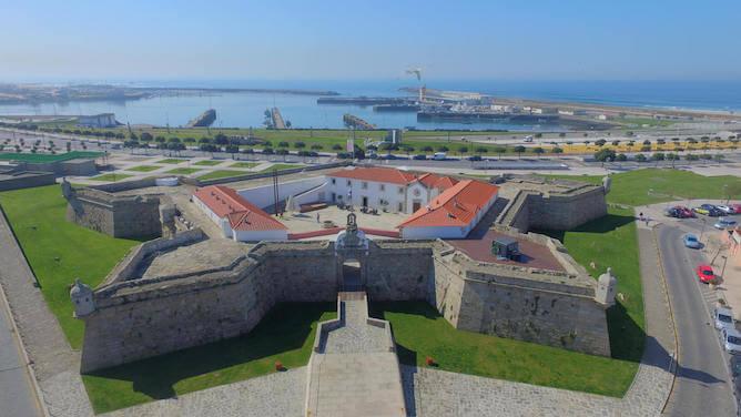 nossa senhora conceicao fortress povoa varzim