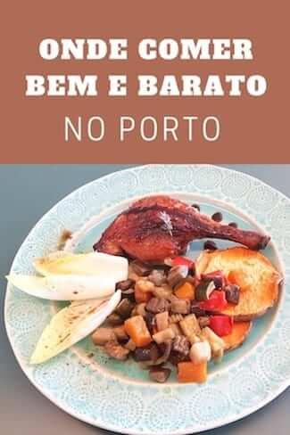 onde comer bem barato porto portugal