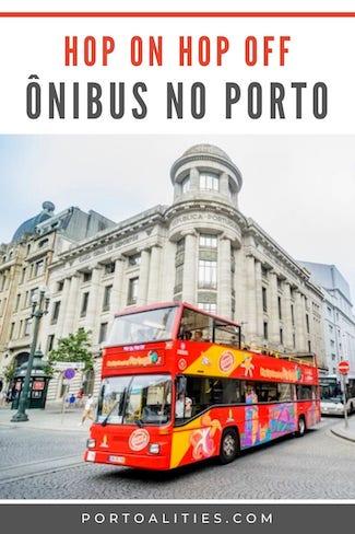 onibus hop on hop off no porto portugal