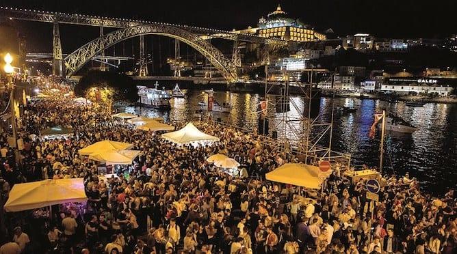 sao joao festival porto