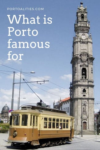 what is porto famous for clerigos tower tram