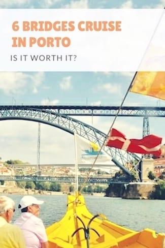 6 bridges cruise porto