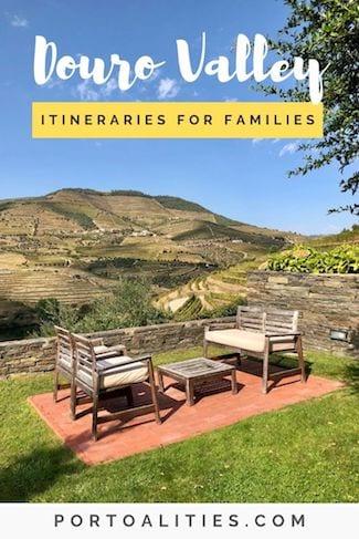douro valley family trip