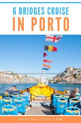 everything about 6 bridges cruise porto douro river