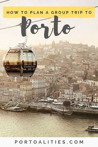planning tips group trip porto