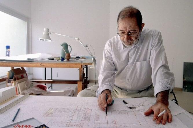 alvaro siza portuguese architect