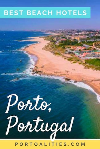 top beach hotels porto portugal