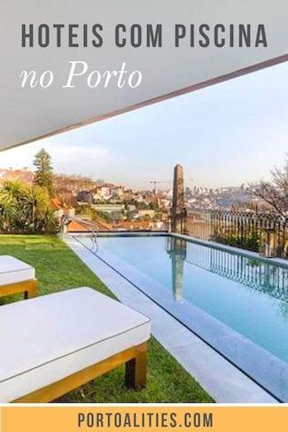hoteis piscina porto portugal
