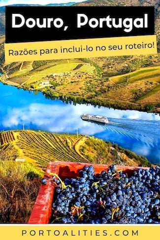 porque visitar douro portugal vindimas
