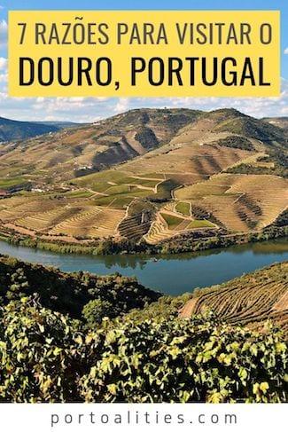 razoes visitar douro portugal