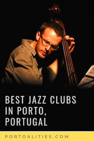 where listen jazz porto portugal