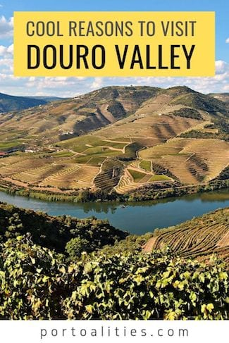 why visit douro valley portugal