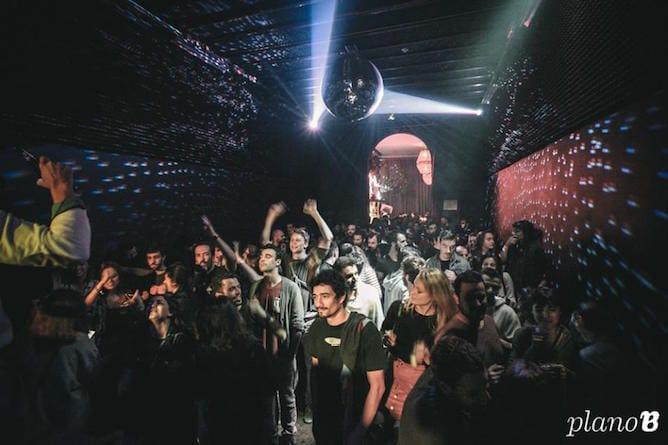 Plano B club porto nightlife