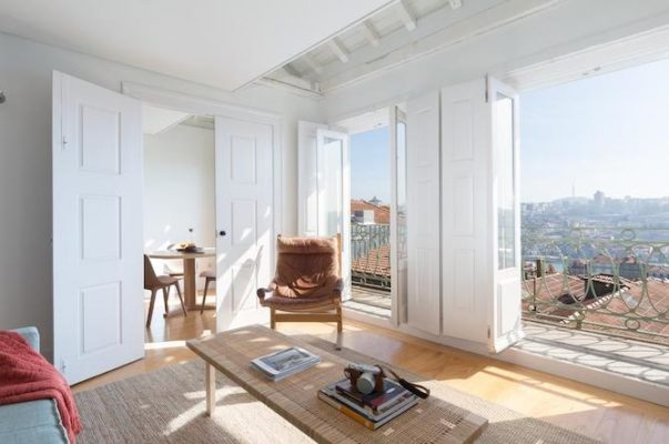 b28 apartments porto living room fantastic view