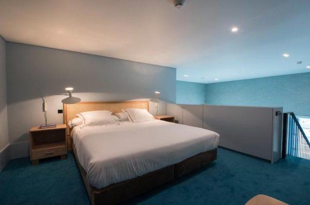 bedroom apartaments the arc carris porto