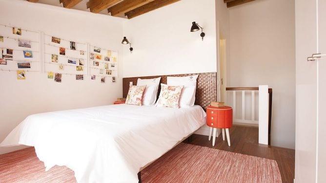 bedroom rua tras apartaments porto