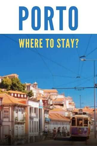 best areas stay porto