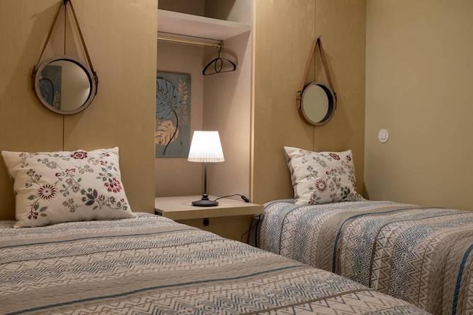 double bedroom apartament porto rua almada
