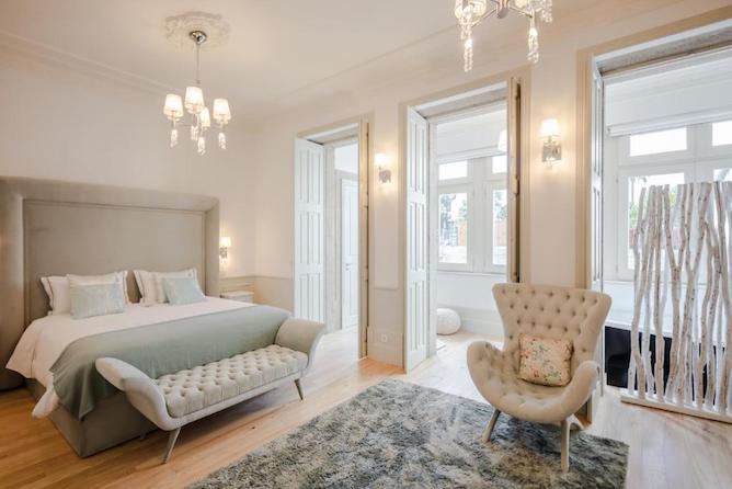 double bedroom porto deluxe apartments