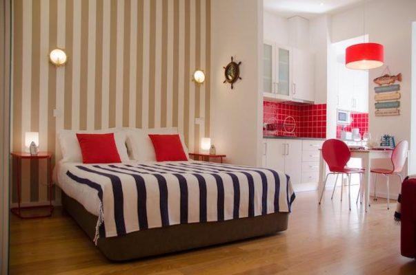 double bedroom porto nautico apartment porto