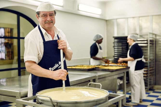 fabrica pasteis de belem