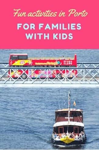 fun activities porto families kids