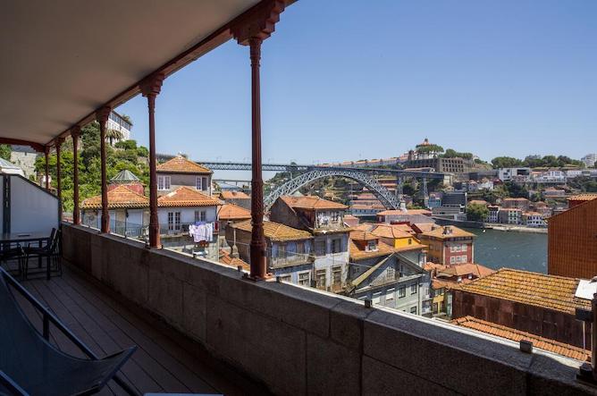 hotel carris porto ribeira river view