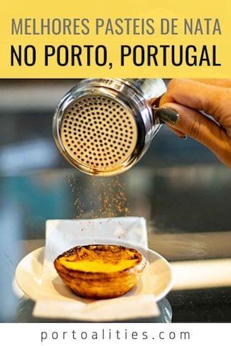 lista melhores pasteis de nata no porto portugal