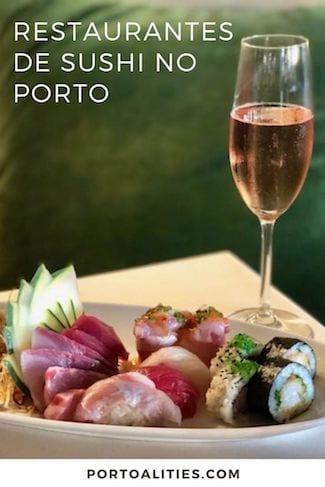 lista melhores restaurantes sushi porto