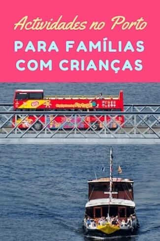 melhores atividades porto familias criancas