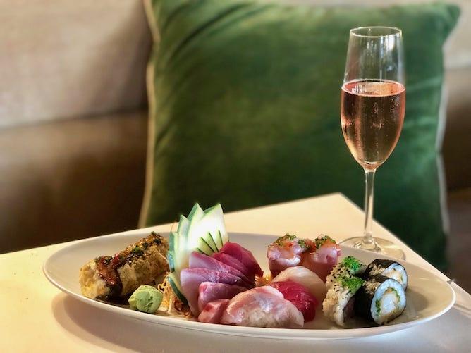melhores restaurantes sushi porto