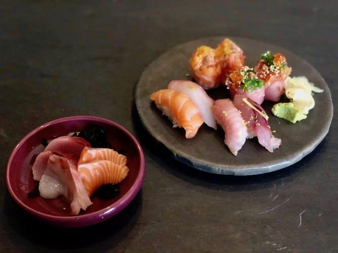 menu almoco shiko restaurante sushi porto