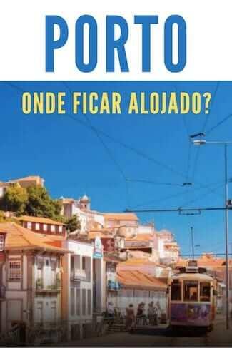 onde ficar porto portugal
