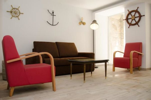 porto nautico living room