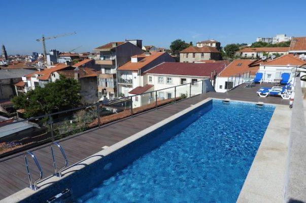 porto nautico terrace pool