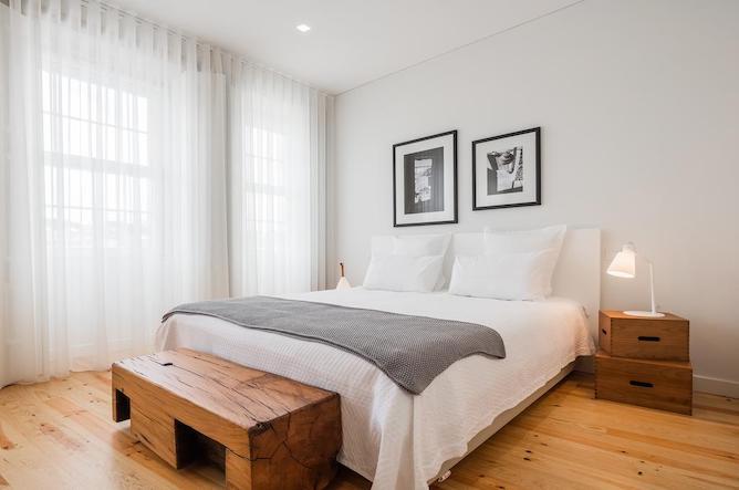 porto river bedroom