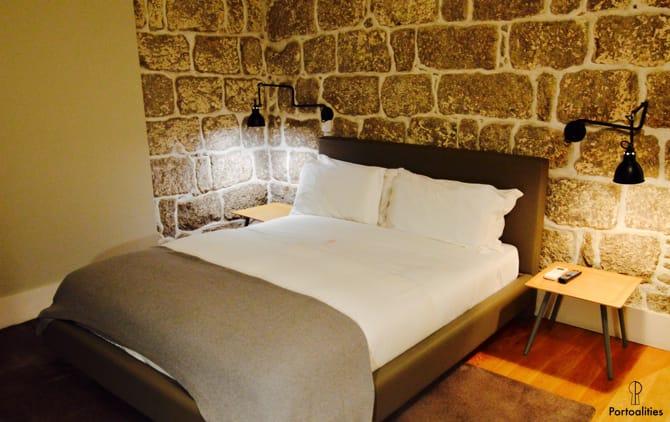 quarto duplo casa juncal hotel guimaraes