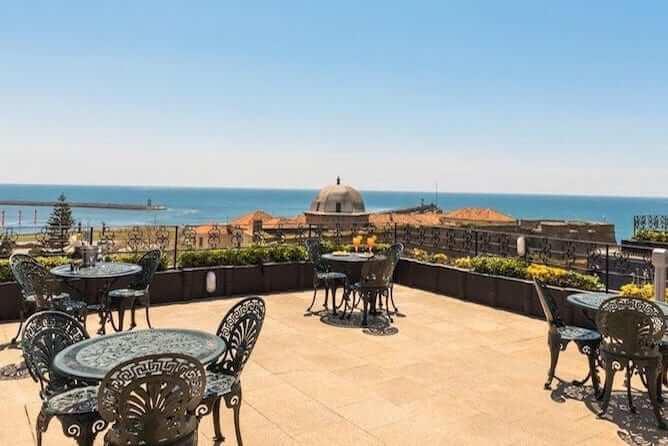 rooftop hotel boa vista foz porto