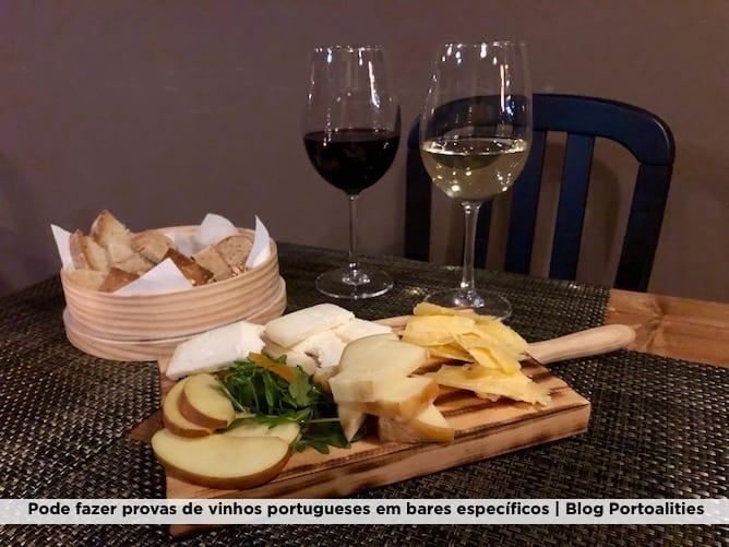 tabua queijos vinhos bar porto