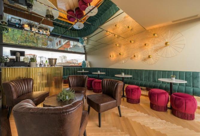 bar metier boutique hotel porto