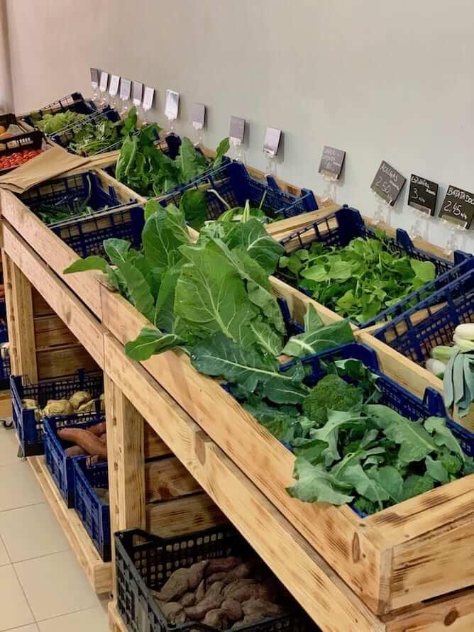 bio habitus organic grocery store gaia vegetarian restaurants porto