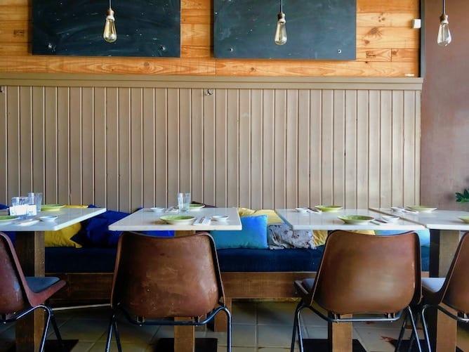 dining room shiko porto