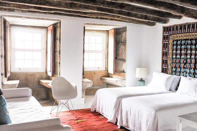 double bedroom mo house boutique hotels porto