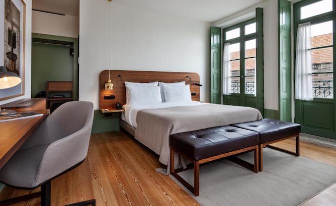 double bedroom one shot goldsmith boutique hotel porto