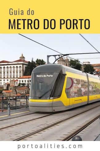 guia metro porto