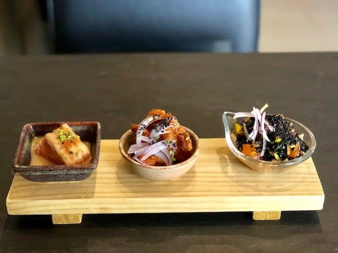 kimchi starter shiko best sushi restaurant porto