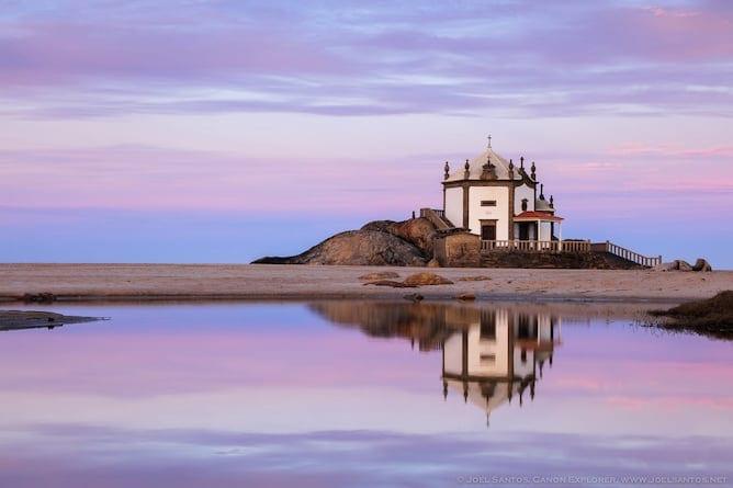 por sol capela senhor pedra lugares para pedido casamento porto