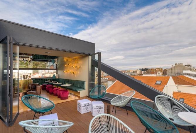 rooftop metier boutique hotel porto