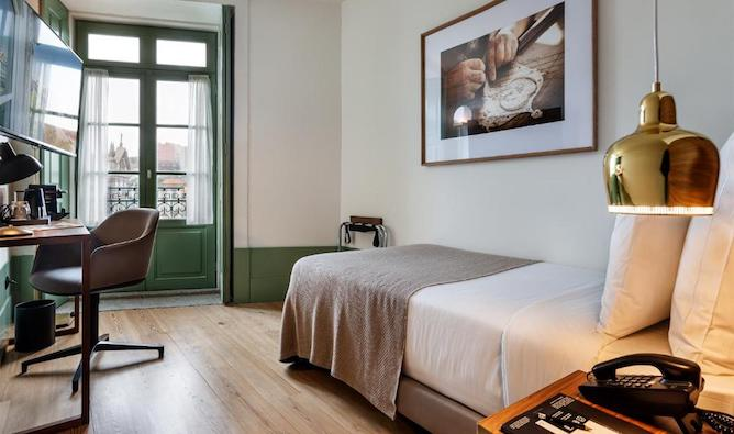 single bedroom hotel porto solo travellers