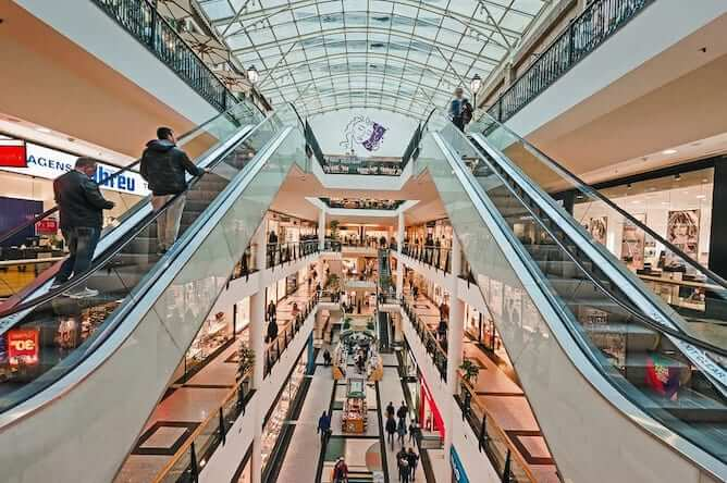 via catarina shopping porto